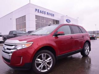 Used 2014 Ford Edge Limited for sale in Peace River, AB