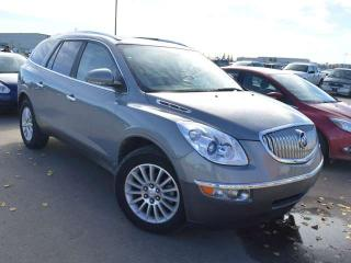 Used 2008 Buick Enclave CXL for sale in Red Deer, AB