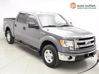 Used 2014 Ford F-150 XLT 4x4 SuperCrew Cab 5.5 ft. box 145 in. WB for sale in Red Deer, AB