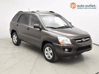 Used 2010 Kia Sportage LX for sale in Red Deer, AB