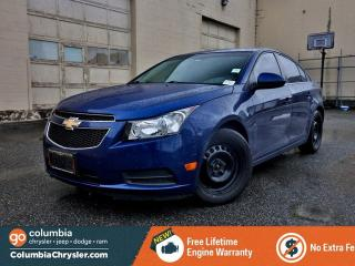 Used 2012 Chevrolet Cruze LT Turbo for sale in Richmond, BC