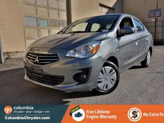Used 2017 Mitsubishi MIRAGE G4 ES for sale in Richmond, BC