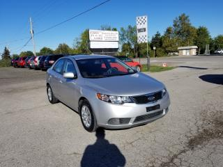 Used 2012 Kia Forte LX for sale in Komoka, ON