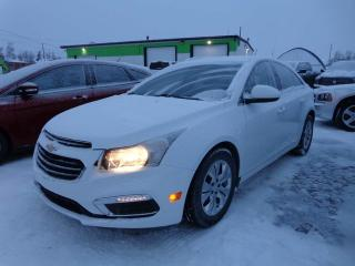 Used 2016 Chevrolet Cruze Limited LT w/1LT for sale in Yellowknife, NT