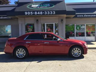 Used 2012 Chrysler 300 LIMITED for sale in Mississauga, ON