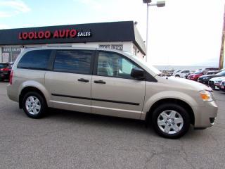Used 2009 Dodge Grand Caravan SE 7 Passenger Certified 2 Year Warranty for sale in Milton, ON