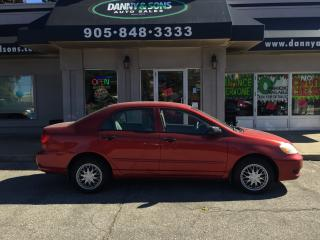 Used 2006 Toyota Corolla CE for sale in Mississauga, ON