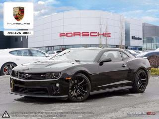 Used 2014 Chevrolet Camaro ZL1 Performance | Manual | NAV | LOW KMS! for sale in Edmonton, AB