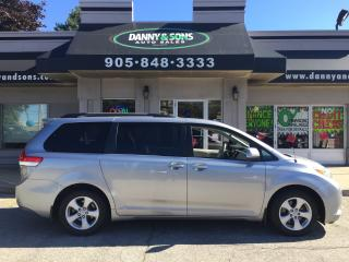 Used 2011 Toyota Sienna LE Mobility for sale in Mississauga, ON