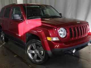 Used 2015 Jeep Patriot Sport 4x4 High Altitude / Sunroof for sale in Edmonton, AB