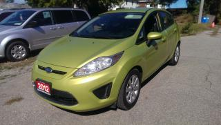 Used 2012 Ford Fiesta SE for sale in Cambridge, ON