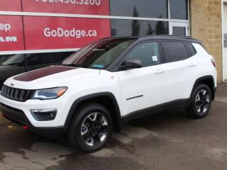 Used 2018 Jeep Compass Trailhawk / Back Up Camera for sale in Edmonton, AB