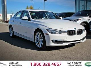 Used 2015 BMW 320 320i xDrive - Local One Owner Trade In | No Accidents | 3M Protection Applied | Naviagtion | Bluetooth | Heated Seats | Heated Steering Wheel | Dual Zone Climate Control with AC | 18 Inch Wheels | Bluetooth | Great Condition | Low KMs for sale in Edmonton, AB