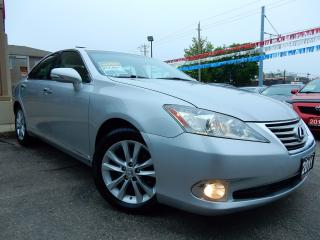 Used 2011 Lexus ES 350 PREMIUM | NAVIGATION.CAMERA | LEATHER.ROOF for sale in Kitchener, ON