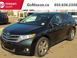 Used 2016 Toyota Venza XLE - SUNROOF, LEATHER, V6, AWD for sale in Edmonton, AB