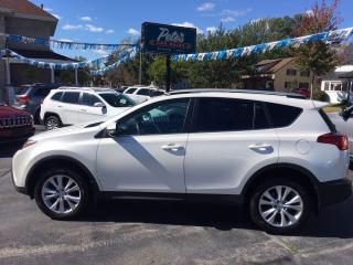 Used 2013 Toyota RAV4 LIMITED  for sale in Dunnville, ON