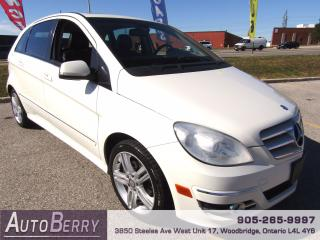 Used 2009 Mercedes-Benz B-Class B200 - PANO ROOF for sale in Woodbridge, ON