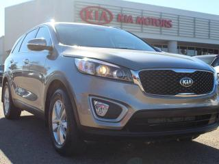 Used 2017 Kia Sorento 2.4 LX, HEATED SEATS, CRUISE CONTROL, BLUETOOTH, SIRIUS, USB / AUX for sale in Edmonton, AB
