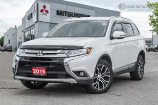 Used 2016 Mitsubishi Outlander SE AWC | SUNROOF | REMOTE STARTER | for sale in Mississauga, ON