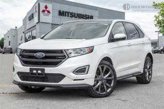 Used 2016 Ford Edge SPORT | ECOBOOST | NAVI | BLIS | for sale in Mississauga, ON