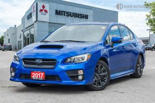 Used 2017 Subaru WRX 4Dr Sport Pkg CVT for sale in Mississauga, ON