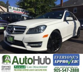 Used 2012 Mercedes-Benz C 300 4MATIC-NAV-BACKUP CAMERA-PANORAMIC ROOF-19