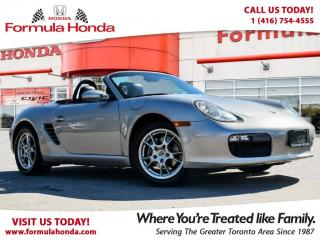 Used 2006 Porsche Boxster MINT CONDITION | HEATED SEATS | LOW KM!! for sale in Scarborough, ON