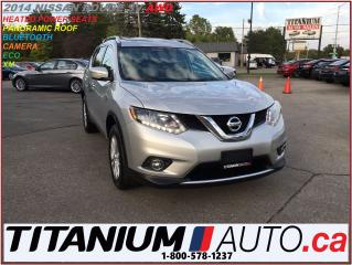 Used 2014 Nissan Rogue SV+AWD+Camera+Pano Roof+Heated Power Seats+Fog Lig for sale in London, ON