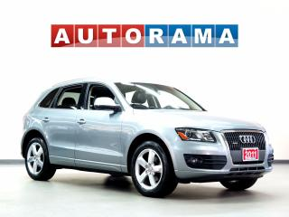 Used 2011 Audi Q5 LEATHER SUNROOF 4WD for sale in North York, ON