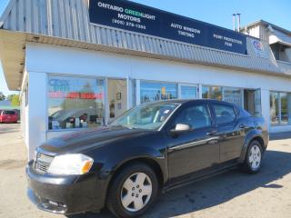 Used 2008 Dodge Avenger AUTOMATIC,A/C,POWER OPTIONS for sale in Mississauga, ON