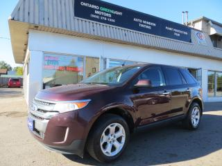 Used 2011 Ford Edge SEL,ALLOYS,A/C,FOG LIGHTS,BLUETOOTH for sale in Mississauga, ON