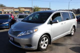 Used 2016 Toyota Sienna LE 8 Passenger Power doors for sale in Brampton, ON