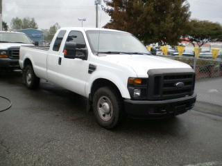 Used 2008 Ford F-350 XL, s/cab, long box, for sale in Surrey, BC