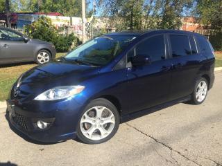 Used 2010 Mazda MAZDA5 GS,AUTO,AIR.SUNROOF, for sale in Mississauga, ON