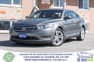 Used 2013 Ford Taurus SEL | NO ACCIDENT | ONE OWNER |Heated Seats|Sunro for sale in Caledon, ON