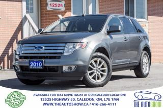 Used 2010 Ford Edge SEL | NO ACCIDENT | ONE OWNER | LEATHER | SUNROOF for sale in Caledon, ON