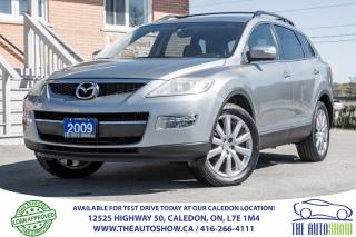 Used 2009 Mazda CX-9 Grand Touring | NO ACCIDENT for sale in Caledon, ON