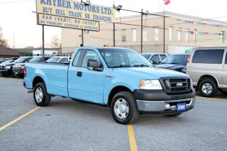 Used 2008 Ford F-150 XL 8FOOT|4.6L|BACK RACK for sale in Brampton, ON