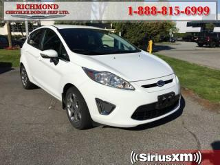 Used 2012 Ford Fiesta SES for sale in Richmond, BC