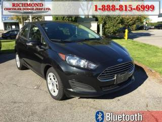 Used 2015 Ford Fiesta SE for sale in Richmond, BC