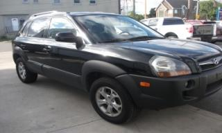 Used 2009 Hyundai Tucson Base for sale in St Catharines, ON