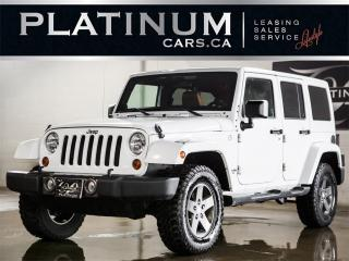 Used 2011 Jeep Wrangler Unlimited Sport, LEA for sale in North York, ON