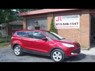 Used 2015 Ford Escape AWD 2.0L Ecoboost SE - Low Kms! for sale in Elginburg, ON