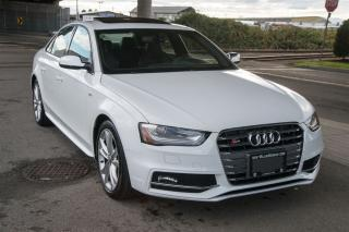 Used 2014 Audi S4 3.0 Progressiv Only 17000km !!!! Wont Last Long for sale in Langley, BC