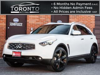 Used 2010 Infiniti FX50 Navigation+360 Camera+21 inch rims+Sunroof+ for sale in North York, ON