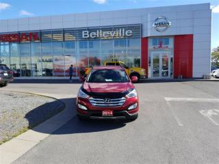 Used 2014 Hyundai Santa Fe Sport 2.4 PREMIUM AWD WITH LOW LOW KMS for sale in Belleville, ON