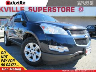 Used 2010 Chevrolet Traverse 1LS   7 PASS   REAR CLIMATE   A/C   OPEN SUNDAY for sale in Oakville, ON