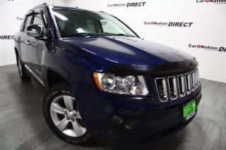 Used 2012 Jeep Compass North| 4X4| LOW KM'S| HEATED SEATS| for sale in Burlington, ON