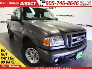 Used 2011 Ford Ranger Sport| LOW KM'S| ONE PRICE INTEGRITY| for sale in Burlington, ON