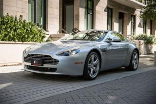 Used 2010 Aston Martin V8 Vantage 2dr Cpe Sportshift for sale in Vancouver, BC